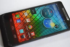 Motorola RAZR i - 8GB - Black (Unlocked) Smartphone