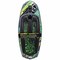 HO Sports 2021 Proton Kneeboard with Powerlock Strap