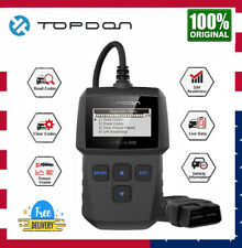 Topdon OBD OBD2 Scanner Car Auto Fault Code Reader Diagnostic Tool Check Engine