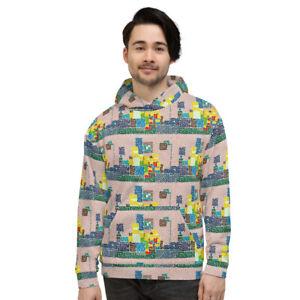 The Simpsons Squiggle Unisex Hoodie