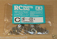 Tamiya 56303 Tanker-Trailer for Tractor Truck, 9465484/19465484 Screw Bag C, NIP