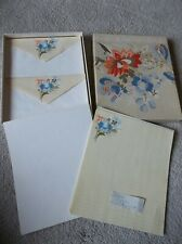 Vintage Hallmark Stationery Set