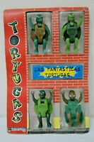 Very RARE TMNT Vintage TEENAGE MUTANT NINJA TURTLES ARGENTINA BOOTLEG