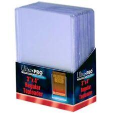500 Ultra Pro Regular 3x4 Toploaders Brand New top loaders
