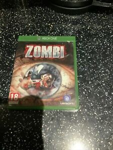 XBOX ONE GAME Zombi ( Zombie )