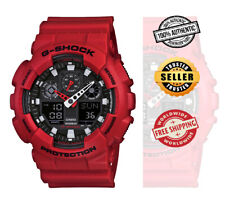 CASIO G-Shock GA-100B-4A GA-100B-4ADR X-Large Anti-Magnetic 200m Watch