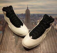 Nike Air Jordan X 10 Retro I'm Back Summit White/Black Size 10.5 310805 104 New