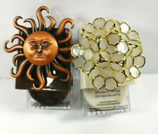 Lot of 2 - Pier 1 Imports Diffuser Plug Ins Sunshine and Floral