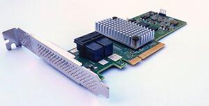 IBM ServeRAID N2215 IT Mode (= LSi 9300-8i) 12Gb/s SAS 3.0 SATA HBA