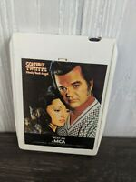 """Conway Twitty """"Honky Tonk Angel"""" 8 track tape Tested"""
