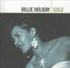 "Billie Holiday: ""Gold""  2CD  Jazz Vocal  Free Shipping"