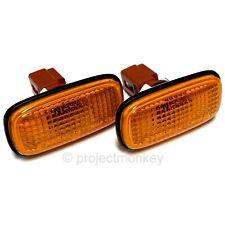 JDM Nissan 26160-40Y00 95-02 Skyline GTR R33 R34 Amber Side Markers OEM Genuine
