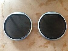 SPEAKER COVER GRILLE DOOR FINISHER JAGUAR XJ XK X350 X150  BOWERS WILKINS 145MM