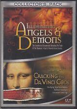 Dan Brown Collector's Pack (Illuminating Angels & Demons / Cracking the DaVinci