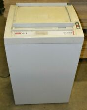 HSM 411.2 Shredder Cross Cut Paper & Media Shredder