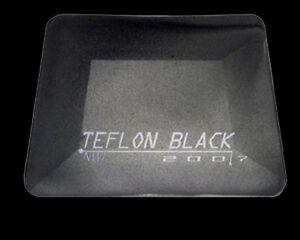 Teflonrakel Black