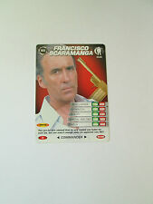 James Bond 007 Spy Common card 033 Francisco Scaramanga (Test series)