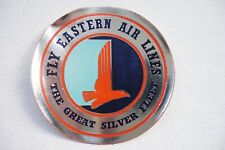 Fly Eastern Air Lines The Great Silver Fleet Airline Aviation Luggage Label