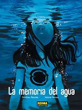 Memoria Del Agua. NUEVO. Nacional URGENTE/Internac. económico. COMIC Y JUEGOS
