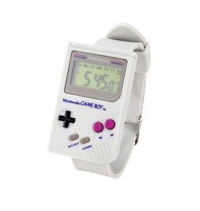 Nintendo Game Boy Watch Retro W/ Super Mario Land Alarm Sounds! SHIPS FAST - NEW