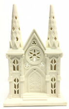 Partylite Cathedral Lights Church Candle Holder Votive TeaLight
