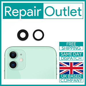 iPhone 11 Rear Camera Lens Glass Replacement Genuine OEM Part UK Stock