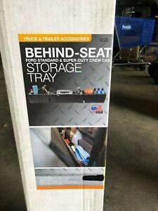 Ford Standard &Super-Duty Crew Behind-Seat Storage Tray  2008-15 F250 thru F550