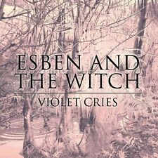 ESBEN AND THE WITCH - VIOLET CRIES  CD NEU