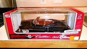 1953 Cadillac Eldorado Convertible Anson 30371 1:18 Die Cast NEW HTF [1354]
