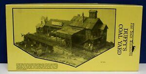 Fine Scale Miniatures #275 Duffy's Coal Yard  Craftsman Kit NIB 1 Owner
