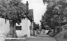 Mill Street Ashwell Nr Baldock Royston unused RP old pc Frith