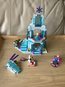 Lego 41062 Disney Princess Elsa's Sparkling Ice Castle Complete