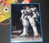Upper Deck 2000 Gundam Wing Series 1 Tallgeese Chase Card GC-6