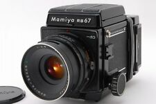 【NEAR MINT】Mamiya RB67 Pro SD Film Camera w/127mm Lens 120 Film Back Japan #669