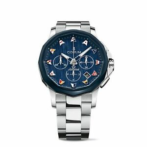 Corum A984-04212 Men's Admiral's Cup Blue Automatic Watch