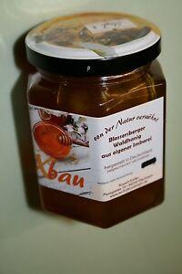 Waldhonig aus eigener Imkerei, 250g, Blütenhonig,Tannenhonig, honey, miel, miele