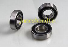 10pcs 6901-2RS 12x24x6mm Rubber Sealed Ball Bearing Miniature Bearing