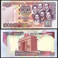 GHANA 10000 10.000 Cedis 2006 UNC P 35 c