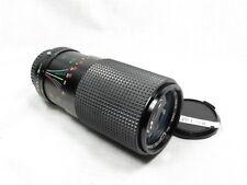 ALBINAR ADG 80-210mm f3.9 MACRO ZOOM LENS ,PENTAX K(A) MOUNT MINT