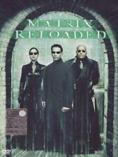 MATRIX RELOADED CON KEANU REEVES (DVD) NUOVO, ITALIANO