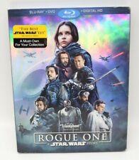 Rogue One: A Star Wars Story (Blu-ray/DVD, 2017, 3-Disc Set) STILL SEALED!