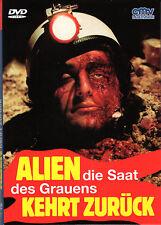 Alien 2 , small hardbox , uncut , new ,Cover C , Alien Terror , Saat des Grauens