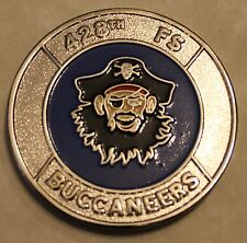 428th Fighter Squadron Air Force Challenge Coin