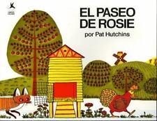 El Paseo de Rosie (Rosie's Walk) (Spanish Edition)-ExLibrary