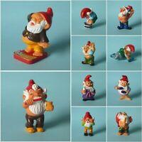 Ü-Ei Serie - Die Badezimmerzwerge - Deutschland 1991 - Figur zum auswählen
