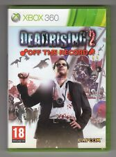 Game Xbox 360 Deadrising 2 off the record Game Microsoft Xbox 360