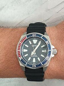 Montre de plongée Seiko Prospex Samurai Homme 200 M AUTOMATIQUE DIVER'S WATCH