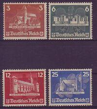 Briefmarken aus dem deutschen Reich (1933-1945) als Satz ohne Gummi