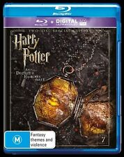 Harry Potter And The Deathly Hallows Year 7 - Part 1 Blu-Ray : NEW