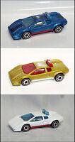 Hot Wheels LAMBORGHINI COUNTACH PACE CAR Custom Paint Loose